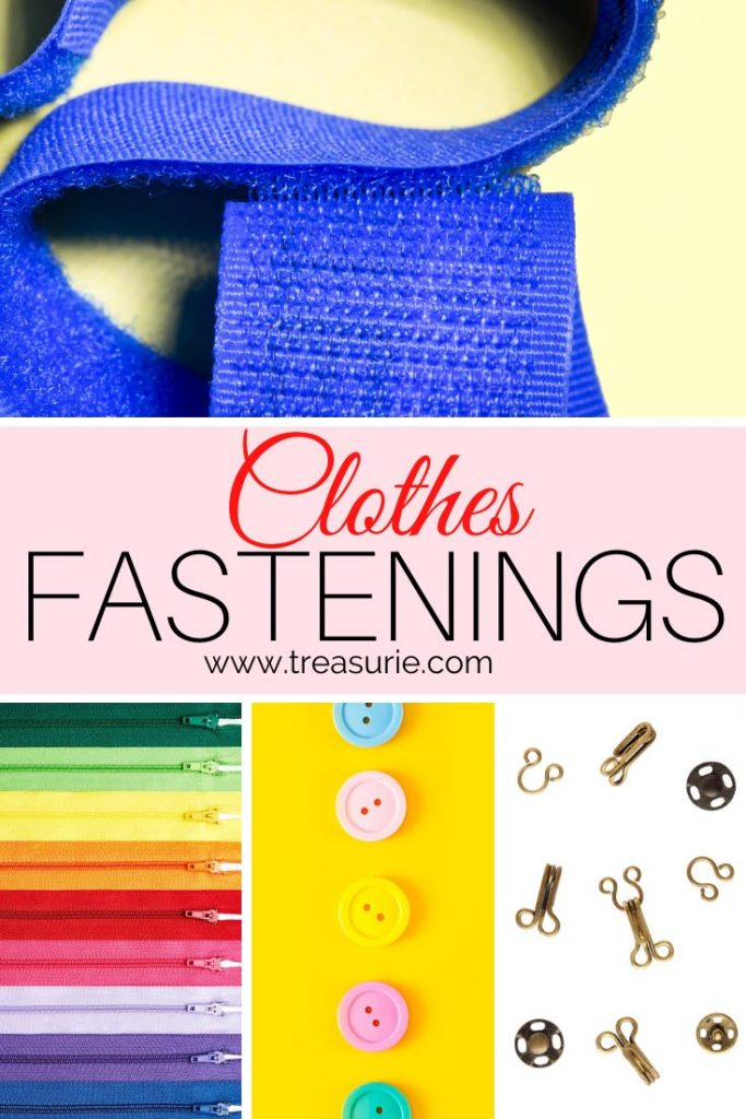 Clothes Fastenings