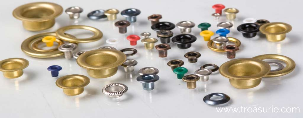 Eyelet Clothes Fastenings