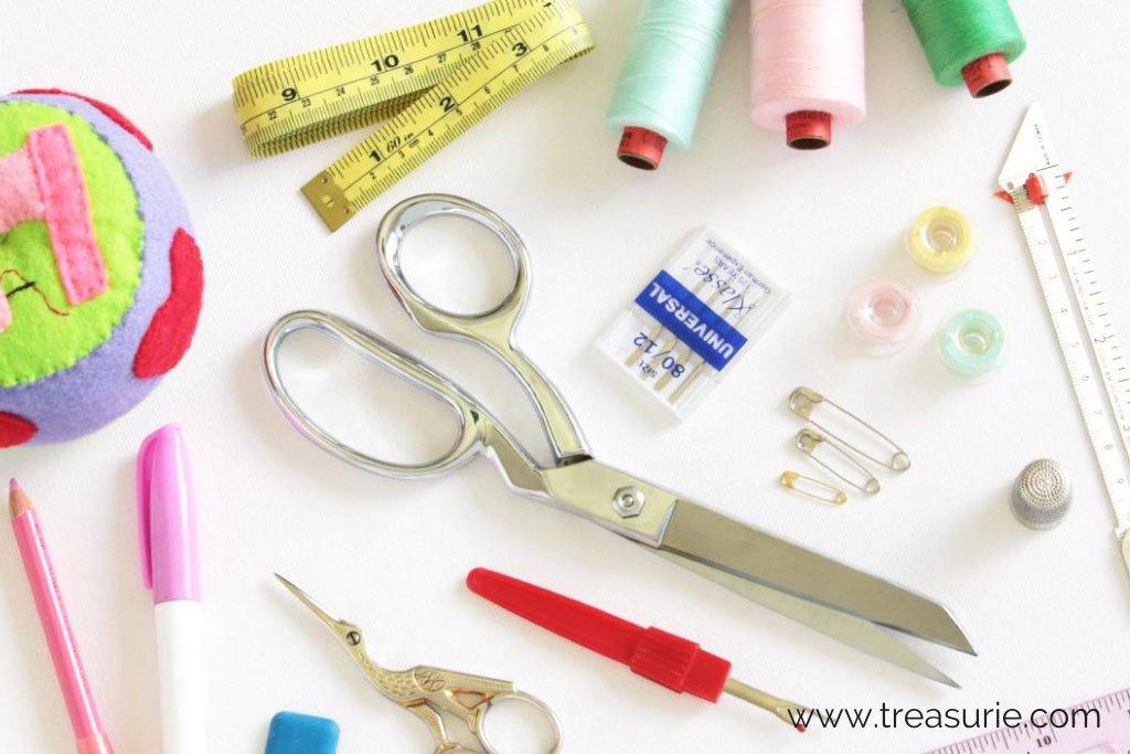 Sewing Basics Tools