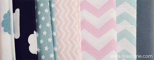 Fabrics for dressmaking - cotton