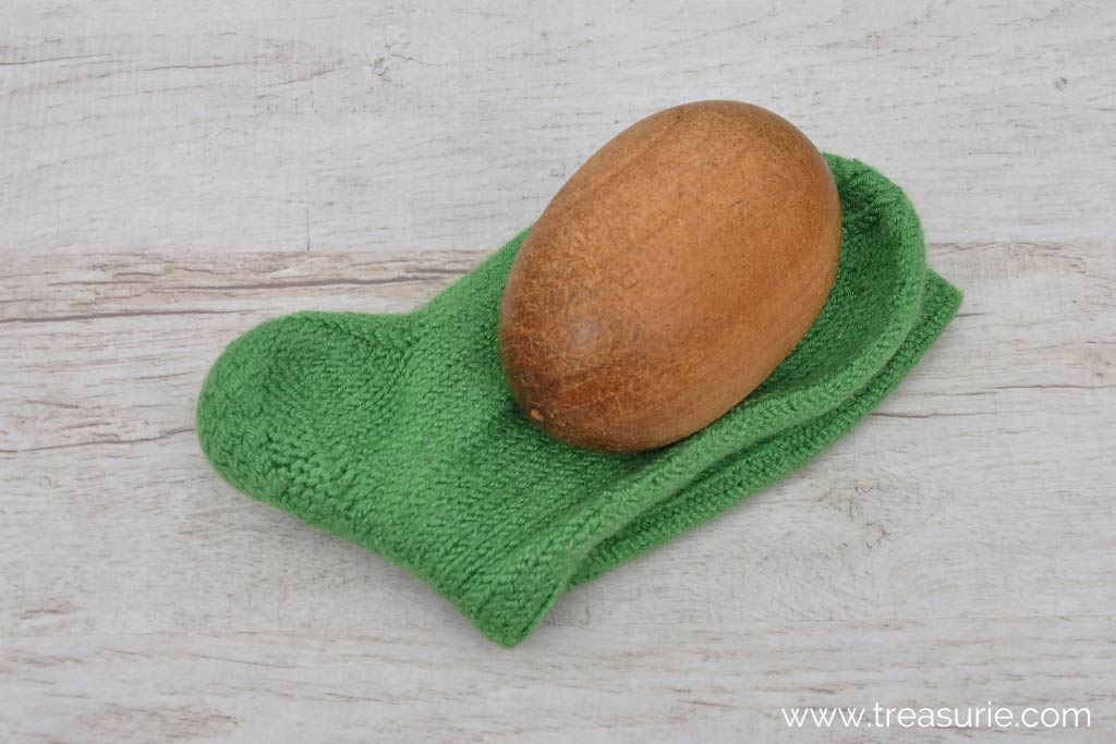 Wooden Darning Egg