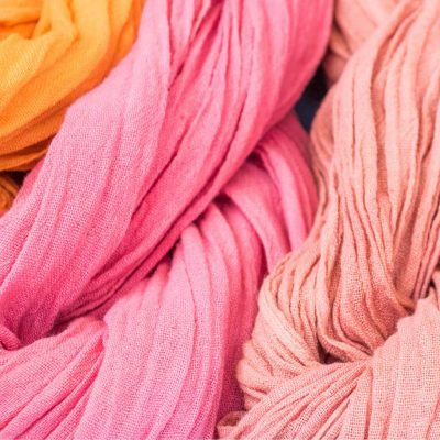 how to dye fabric