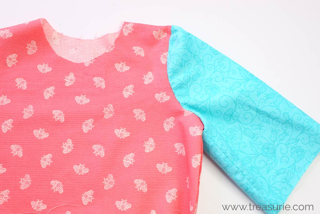 How to Sew a Sleeve