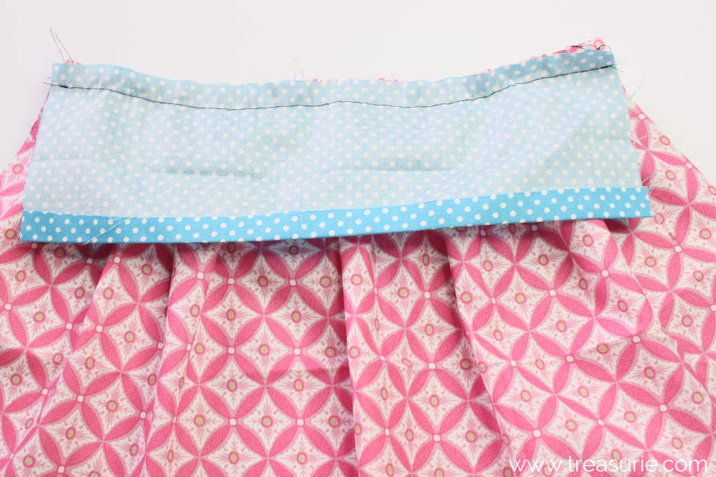 How to Sew a Waistband - Sewing